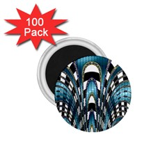 Abstract Art Design Texture 1 75  Magnets (100 Pack)  by Nexatart