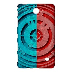 Vector Watch Texture Red Blue Samsung Galaxy Tab 4 (8 ) Hardshell Case  by Nexatart