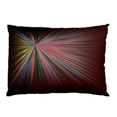 Pattern Flower Background Wallpaper Pillow Case (two Sides) by Nexatart
