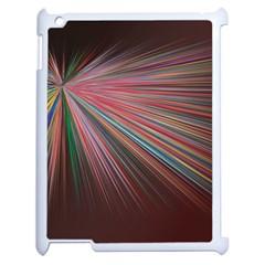 Pattern Flower Background Wallpaper Apple Ipad 2 Case (white) by Nexatart
