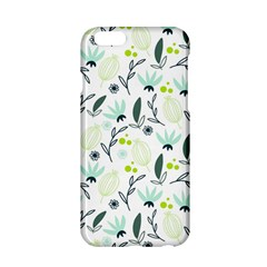 Hand Drawm Seamless Floral Pattern Apple Iphone 6/6s Hardshell Case by TastefulDesigns