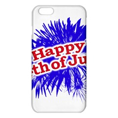 Happy 4th Of July Graphic Logo Iphone 6 Plus/6s Plus Tpu Case by dflcprints