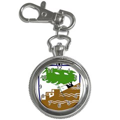Coat Of Arms Of Holon  Key Chain Watches