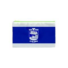 Flag Of Holon  Cosmetic Bag (xs) by abbeyz71
