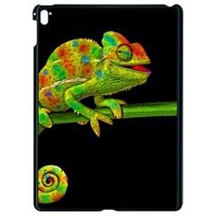 Chameleons Apple Ipad Pro 9 7   Black Seamless Case by Valentinaart