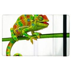 Chameleons Apple Ipad 3/4 Flip Case by Valentinaart