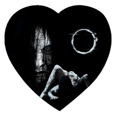 The Ring Jigsaw Puzzle (heart) by Valentinaart