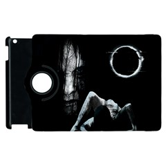 The Ring Apple Ipad 3/4 Flip 360 Case by Valentinaart