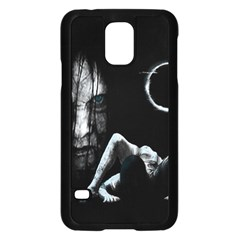 The Ring Samsung Galaxy S5 Case (black) by Valentinaart