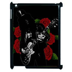 Slash Apple Ipad 2 Case (black) by Valentinaart