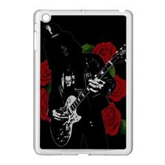 Slash Apple Ipad Mini Case (white) by Valentinaart