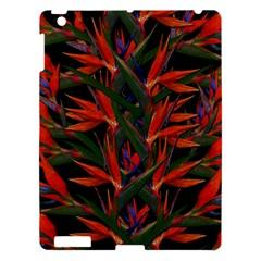 Bird Of Paradise Apple Ipad 3/4 Hardshell Case by Valentinaart