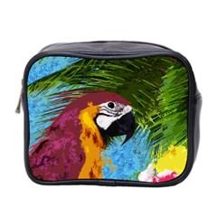 Ara Mini Toiletries Bag 2 Side by Valentinaart