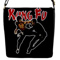 Kung Fu  Flap Covers (s)  by Valentinaart