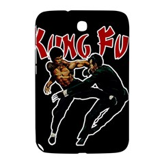 Kung Fu  Samsung Galaxy Note 8 0 N5100 Hardshell Case  by Valentinaart