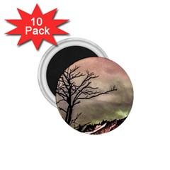 Fantasy Landscape Illustration 1 75  Magnets (10 Pack)  by dflcprints