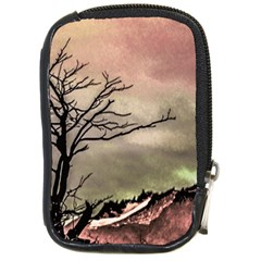 Fantasy Landscape Illustration Compact Camera Cases by dflcprints