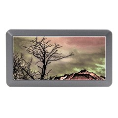 Fantasy Landscape Illustration Memory Card Reader (mini) by dflcprints