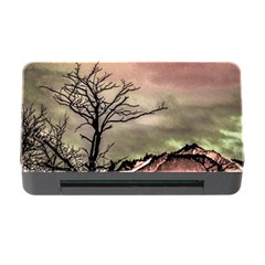 Fantasy Landscape Illustration Memory Card Reader With Cf by dflcprints