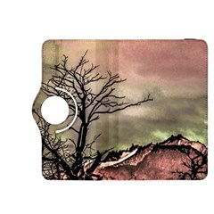 Fantasy Landscape Illustration Kindle Fire Hdx 8 9  Flip 360 Case by dflcprints