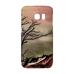 Fantasy Landscape Illustration Galaxy S6 Edge by dflcprints