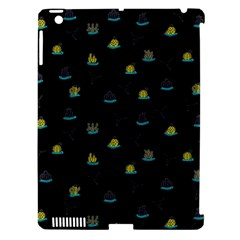 Cactus Pattern Apple Ipad 3/4 Hardshell Case (compatible With Smart Cover) by ValentinaDesign