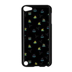 Cactus Pattern Apple Ipod Touch 5 Case (black) by ValentinaDesign