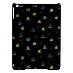 Cactus Pattern Ipad Air Hardshell Cases by ValentinaDesign