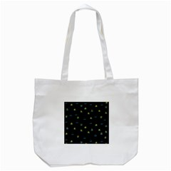 Cactus Pattern Tote Bag (white) by ValentinaDesign