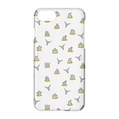 Cactus Pattern Apple Iphone 7 Hardshell Case by ValentinaDesign