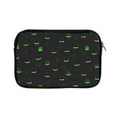 Cactus Pattern Apple Ipad Mini Zipper Cases by ValentinaDesign