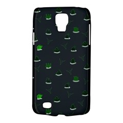 Cactus Pattern Galaxy S4 Active by ValentinaDesign