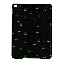 Cactus Pattern Ipad Air 2 Hardshell Cases by ValentinaDesign