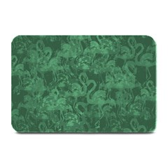 Flamingo Pattern Plate Mats by ValentinaDesign