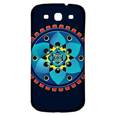 Abstract Mechanical Object Samsung Galaxy S3 S Iii Classic Hardshell Back Case by linceazul