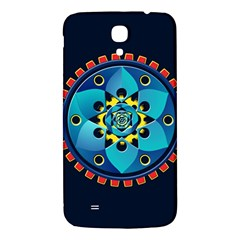 Abstract Mechanical Object Samsung Galaxy Mega I9200 Hardshell Back Case by linceazul