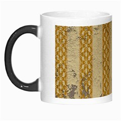 Wall Paper Old Line Vertical Morph Mugs by Mariart