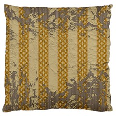 Wall Paper Old Line Vertical Large Cushion Case (two Sides) by Mariart