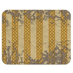 Wall Paper Old Line Vertical Double Sided Flano Blanket (medium)  by Mariart