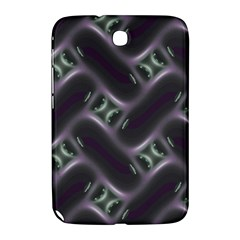 Closeup Purple Line Samsung Galaxy Note 8 0 N5100 Hardshell Case  by Mariart