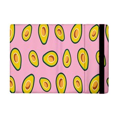 Fruit Avocado Green Pink Yellow Apple Ipad Mini Flip Case by Mariart