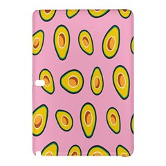 Fruit Avocado Green Pink Yellow Samsung Galaxy Tab Pro 10 1 Hardshell Case by Mariart