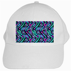 Circle Purple Green Wave Chevron Waves White Cap by Mariart