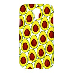 Avocados Seeds Yellow Brown Greeen Samsung Galaxy S4 I9500/i9505 Hardshell Case by Mariart