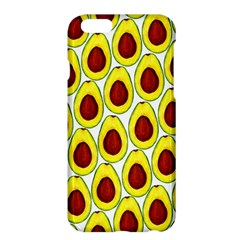 Avocados Seeds Yellow Brown Greeen Apple Iphone 6 Plus/6s Plus Hardshell Case by Mariart