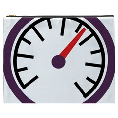 Maker Measurer Hours Time Speedometer Cosmetic Bag (xxxl)  by Mariart
