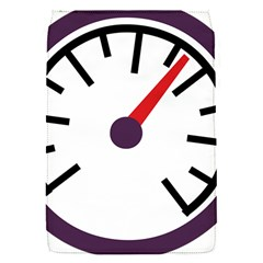 Maker Measurer Hours Time Speedometer Flap Covers (s)  by Mariart