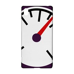 Maker Measurer Hours Time Speedometer Sony Xperia Z3+ by Mariart