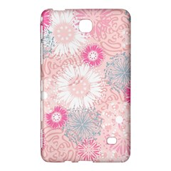 Scrapbook Paper Iridoby Flower Floral Sunflower Rose Samsung Galaxy Tab 4 (8 ) Hardshell Case  by Mariart