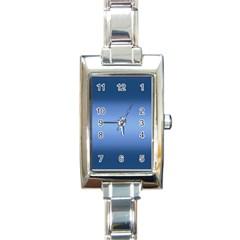 Decorative Pattern Rectangle Italian Charm Watch by ValentinaDesign